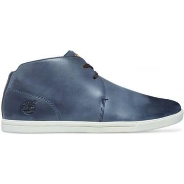 Mens A178f Fulk Low Profile Mid in Navy