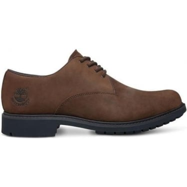 Mens 5550R Stormbuck Oxford Burnished Brown