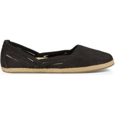 Womens Tippie Shoe in Black