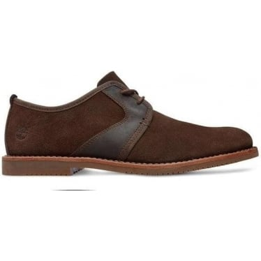 Mens A19H4 Brooklyn Park Leather Oxford in Pot Soil Hammer