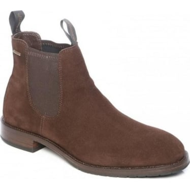 Mens Kerry Chelsea Boot in Cigar