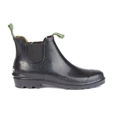 Womens Chelsea Wellington Boot in Black