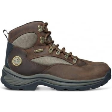 Timberland Mens 15130 Chocorua Trail in Brown/Green