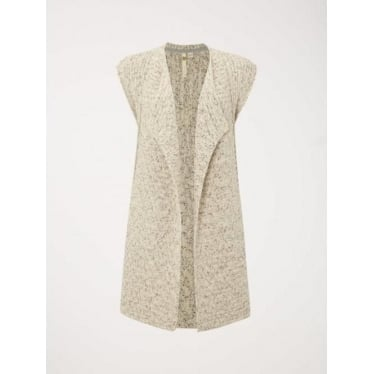 Womens Flying Cardi in Natural