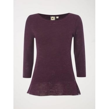Womens Easy Breezy Jumper in Monarchy Purple