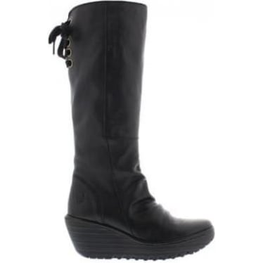 Womens Yust Boot in Black
