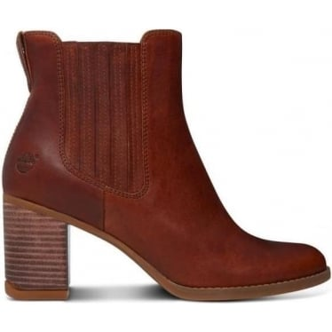 Womens A1976 Atlantic Heights Chelsea Boot in Wheat Forty