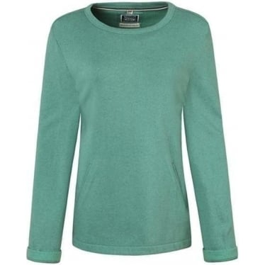 Womens Stoptide Sweat in Glaze