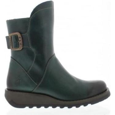 Womens Sien Boot in Rug Petrol
