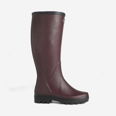 Womens Botte Giverny Boot in Cherry Red