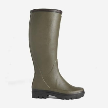 Womens Botte Giverny Boot in Green