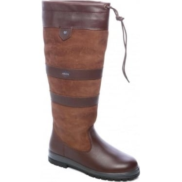 Womens Galway Extra Fit in Walnut