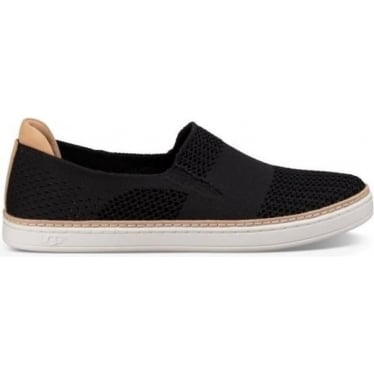 Womens Sammy Slip On Shoe in Black