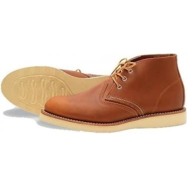 Mens 3140 Classic Chukka Boot in Oro-iginal Leather
