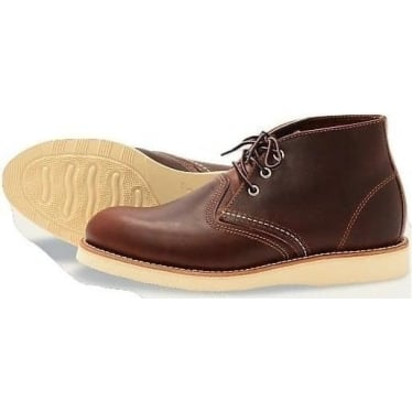 Mens 3141 Classic Chukka Boot in Briar Oil Slick Leather