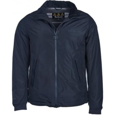 Mens Peak Jacket in Navy