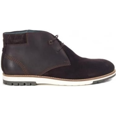 Mens Heppel Boots in Chocolate