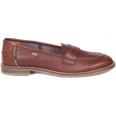 Womens Dianne Loafer in Chestnut
