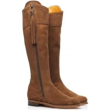 Womens Regina Boot in Tan