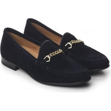 Womens Apsley Shoe in Navy Blue
