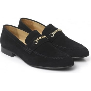 Mens Mayfair Loafer in Navy Blue