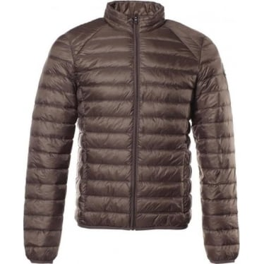 Mens Mat Jacket in Taupe
