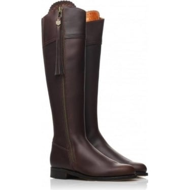Womens Regina Boot in Mahogany
