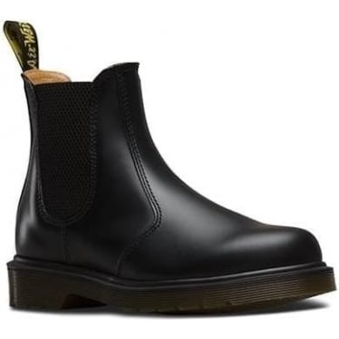 2976 Chelsea Boot in Black Smooth PW