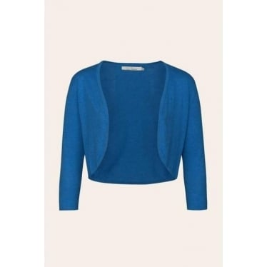 Womens Egloskerry Cardigan in Cobalt