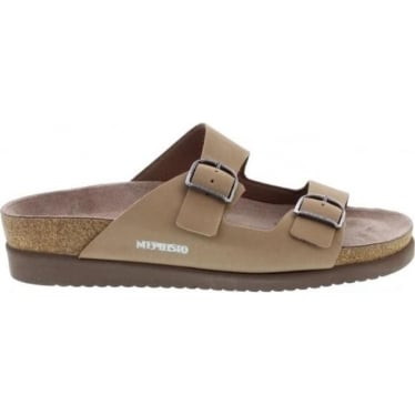 Womens Harmony Sandal in Camel