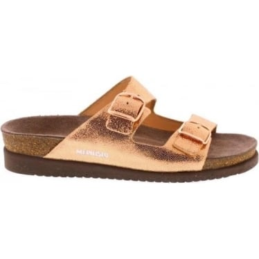 Womens Harmony Sandal in Nude