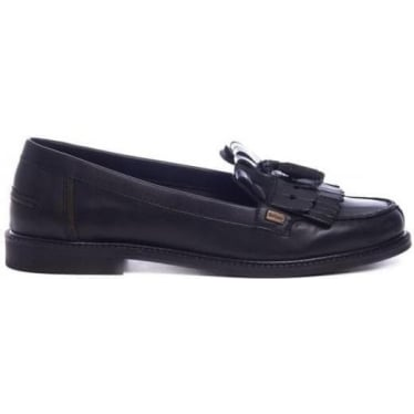 Womens Olivia Loafer in Black