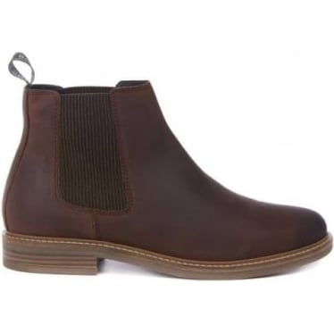 Mens Farsley Chelsea Boot in Chocolate