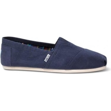 Mens Classsic Canvas in Navy