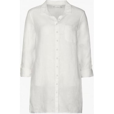 Womens Rockcliff Shirt in Salt