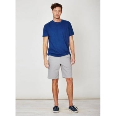 Mens Lorenzo Tee in Denim Blue