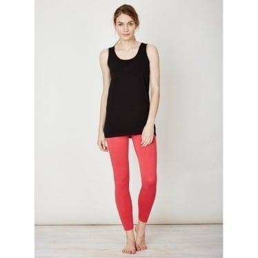 Bamboo Base Layer Leggings in Raspberry
