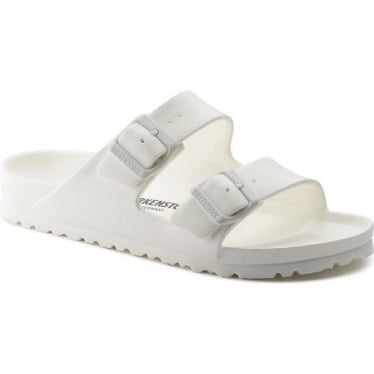 Womens Arizona EVA in White Narrow Fit