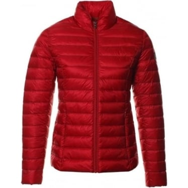 Womens Cha Jacket in Red