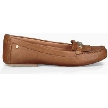 Womens Royce Shoe in Chestnut