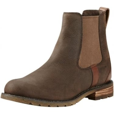 Womens Wexford H20 Chelsea Boot in Java