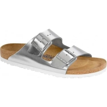 Womens Arizona in Silver Narrow Fit