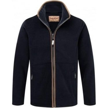 Mens Cottesmore Fleece Jacket in Navy