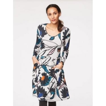 Womens Calder Dress in Calder