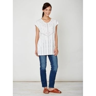 Thought Womens Chalbi Tunic in Puntos