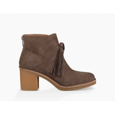 Womens Corin Boot in Mouse