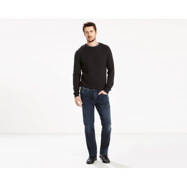 Mens 502 Regular Taper Fit Stretch Jeans in Eyser Stretch