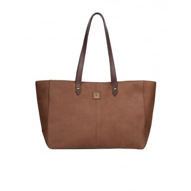 Baltinglass Tote Bag in Walnut