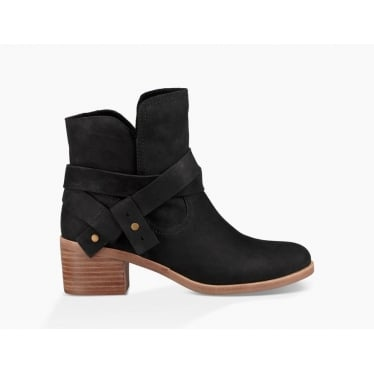 Womens Elora Boot in Black