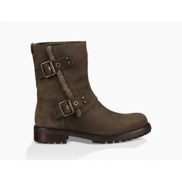 Womens Niels Boots in Slate